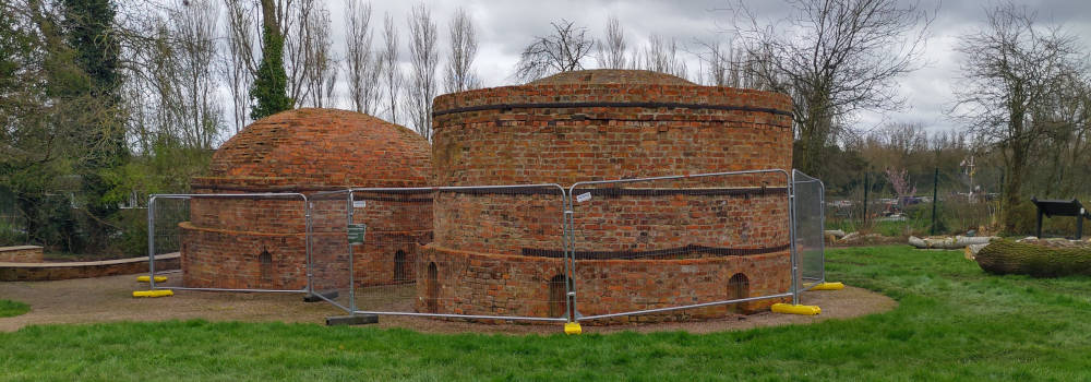 Brick Kilns at Great Linford