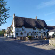 The Nag's Head pub at Great Linford