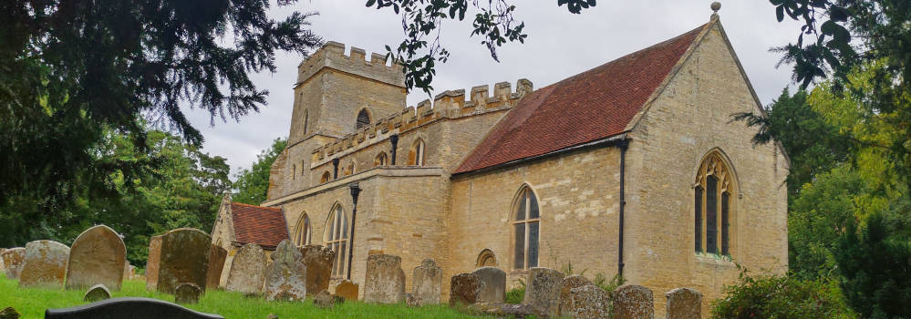 St. Andrew's Church at Great Linford
